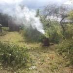 smoke signaling
