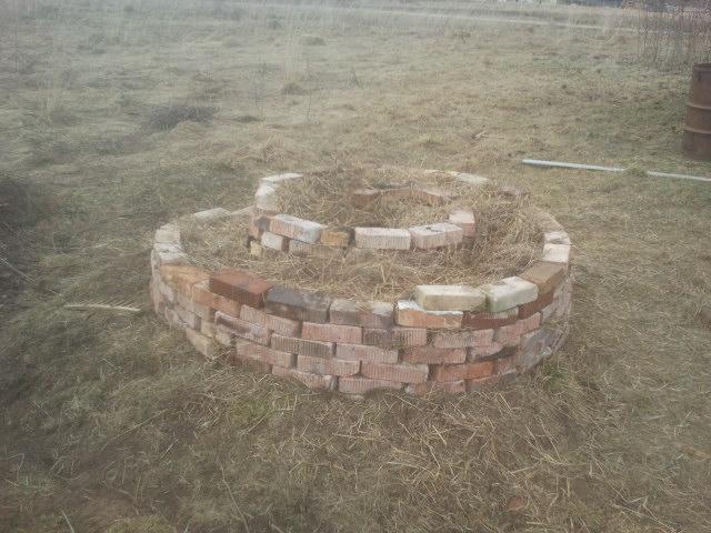 Herb spiral build 2