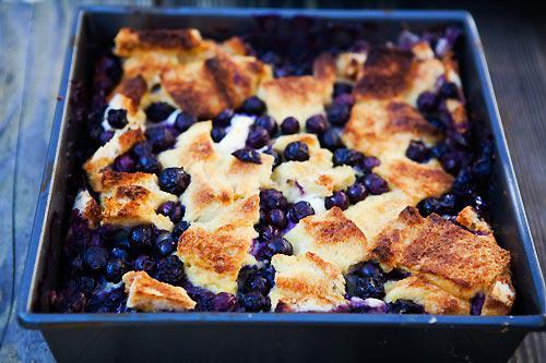 Baked Blueberry