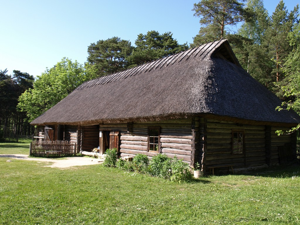 Estonian vernacular architecture