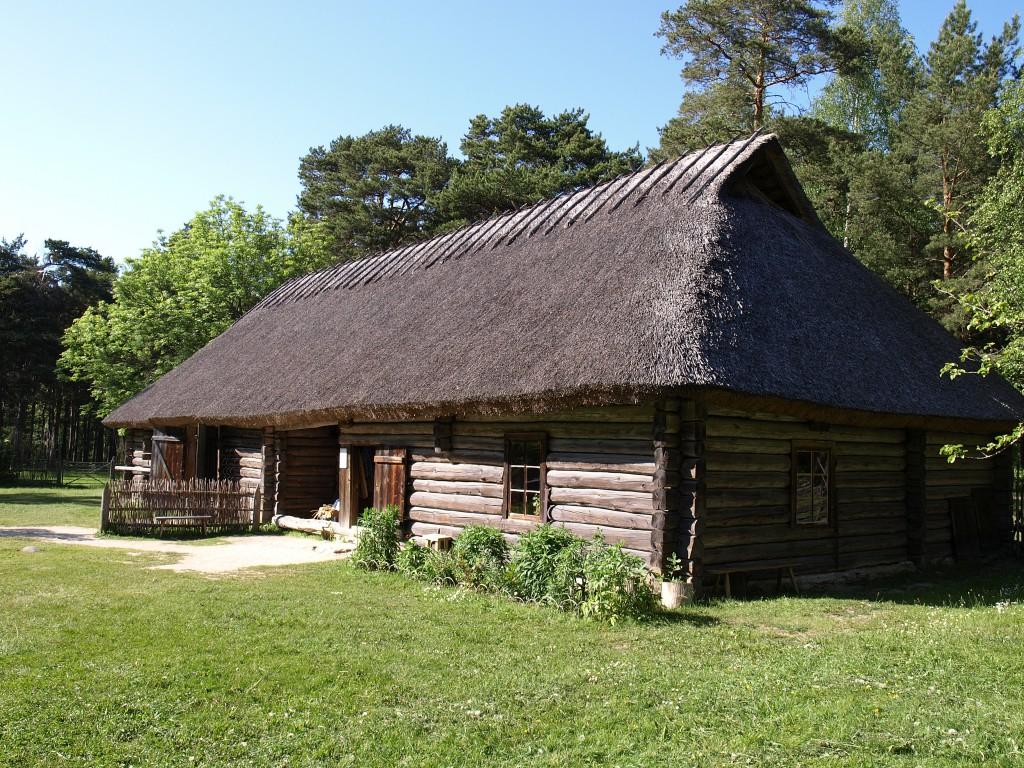 Estonian vernacular architecture