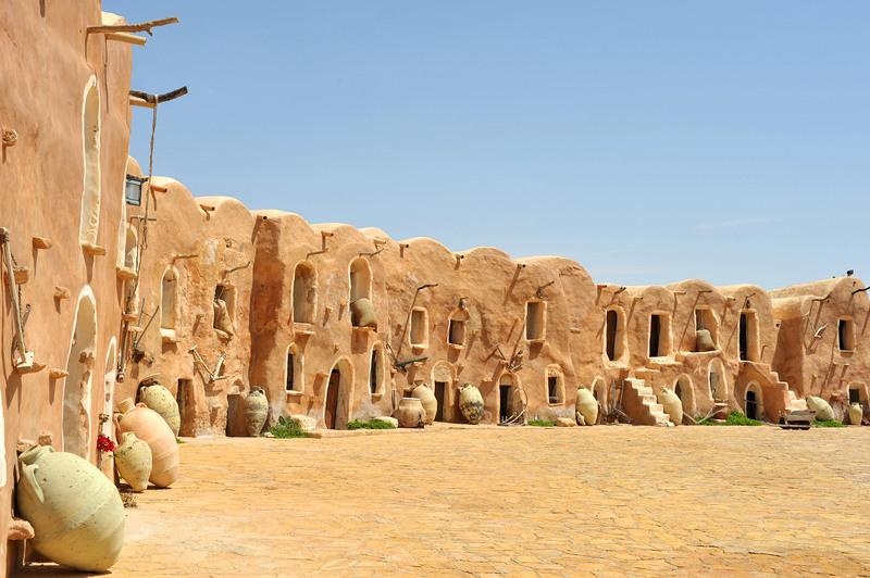 Tunisia Vernacular_architecture