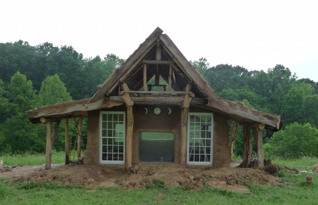 Cob House 1