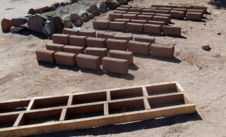 Adobe bricks 1