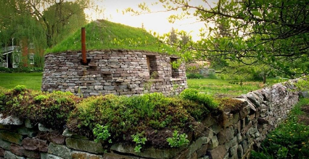 Dry Stone House