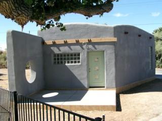 Papercrete house 3