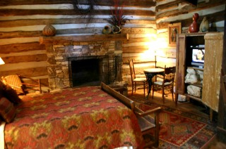 log-cabin-interior