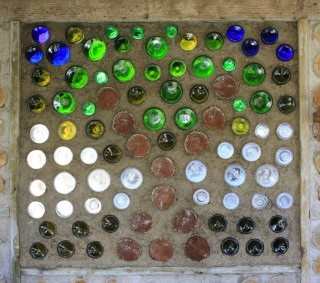 Bottle wall 04