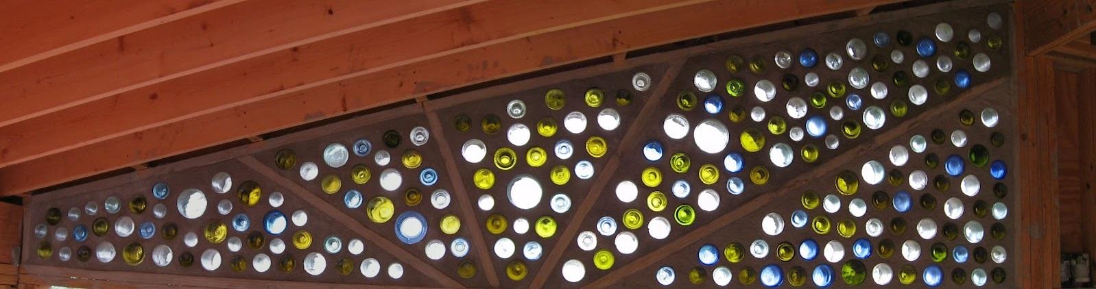 Bottle wall 08