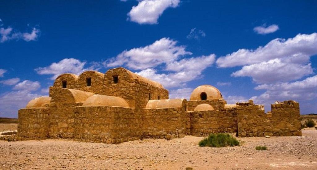Desert Castle 01