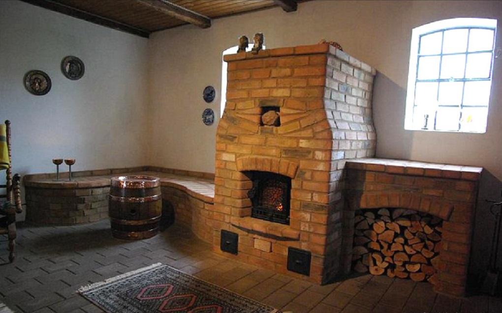 Masonry Heater 03 by feu de bois