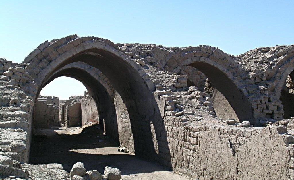Nubian Vault Luxor