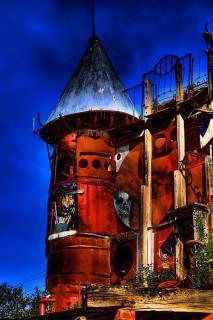 The Junk Castle 01