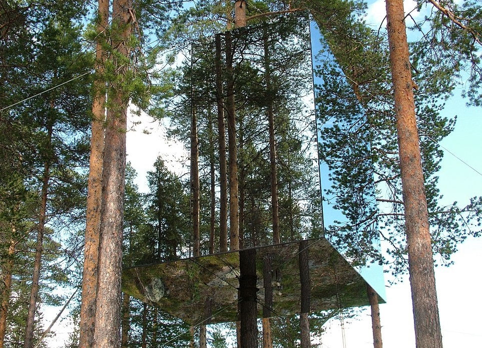 Treehouse 05 Glaas tree house sweden