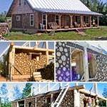 cobwood house