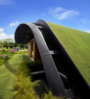 green roof Singapore