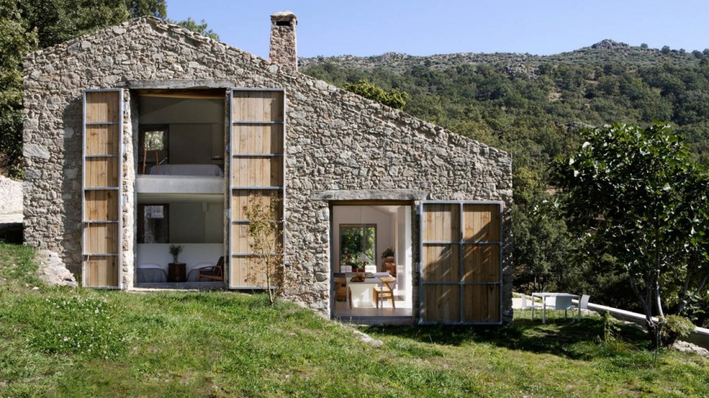 off grid home in extremadura