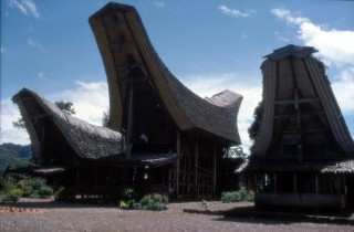 Toraja_house Indonesia