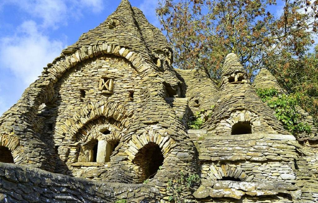stone hand built